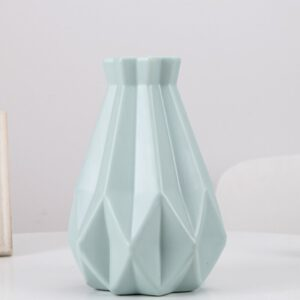 Nordic Wind Creative Plastic Home Office Decoration Plastic Home Office Decoration Vases Resistant To Fall And Corrosion