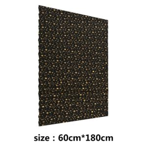 Pleated Blinds Curtains Windows Kitchen Home Self-Adhesive Semi-Blackout Door for Household Living Room Accessories