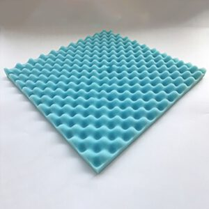 Acoustic Foam Sound Proof Foam Panels Noise Dampening Foam Studio Music Equipment 30x30x3cm