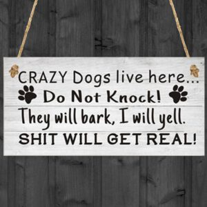 Wooden Sign Rustic Wall Decoration Christmas Hanging Sign Home Decoration Gift