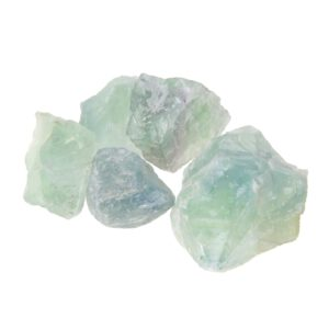 100g Natural Rare Fluorite Crystal Stone Crafts Rock Gemstone Specimen DIY Jewelry Accessories Home Decor Ornament