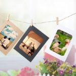 10pcs-DIY-Combination-Wall-Photo-Frame-Hanging-Wall-Photo-Kraft-Paper-Photo-Album-for-Card-Photo-Holding-with-Clip-3-Inch