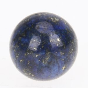 20mm Natural Lapis Lazuli Crystal Ball Healing Sphere with Stand DIY Jewelry Accessories Home Decoration